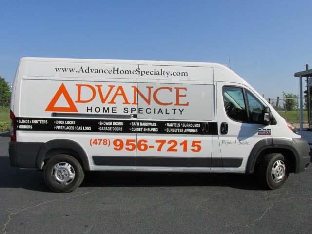 advance van
