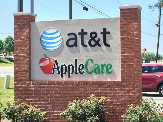 applecare macon routed letters